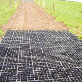 Ecogrids and fencing - Harby Agriculture